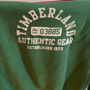 Timberland men's sweatshirt